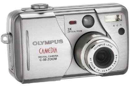14.OLYMPUS C-50
