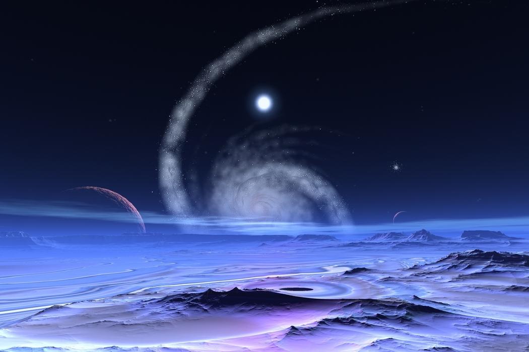 Galaxie Omega Xynaries mit Sonne neu.jpg